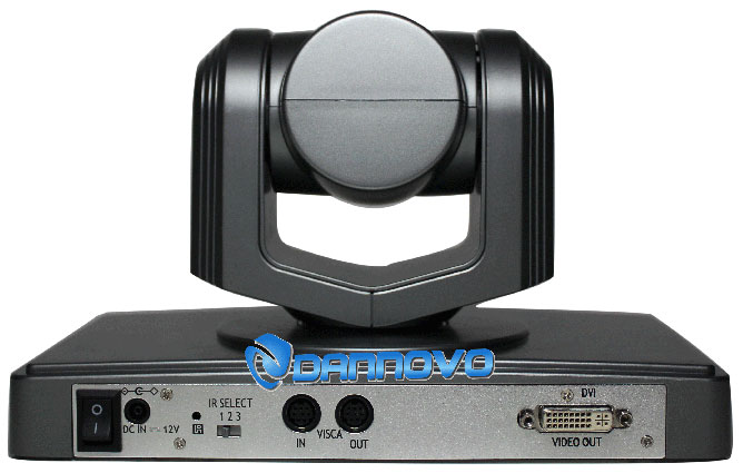 DANNOVO HD 1080P PTZ Video Conference Camera Interface